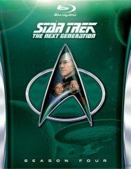 Star Trek: The Next Generation - Season 4 Blu-ray