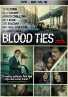 Blood Ties (DVD + UltraViolet) Movie