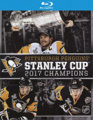 2017 Stanley Cup Champions (Blu-ray + DVD Combo) Blu-ray