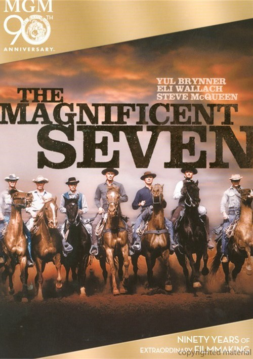 Magnificent Seven, The Movie