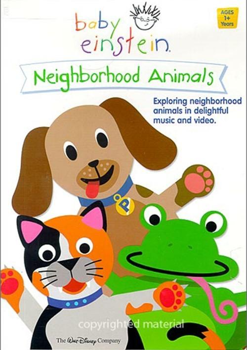 Baby Einstein: Neighborhood Animals Movie