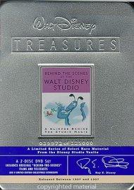 Behind The Scenes At The Walt Disney Studio: Walt Disney Treasures Limited Edition Tin Movie