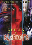 Spells & Slashers 3 Pack Movie
