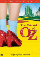 Wizard Of Oz: 2 Disc Special Edition Movie