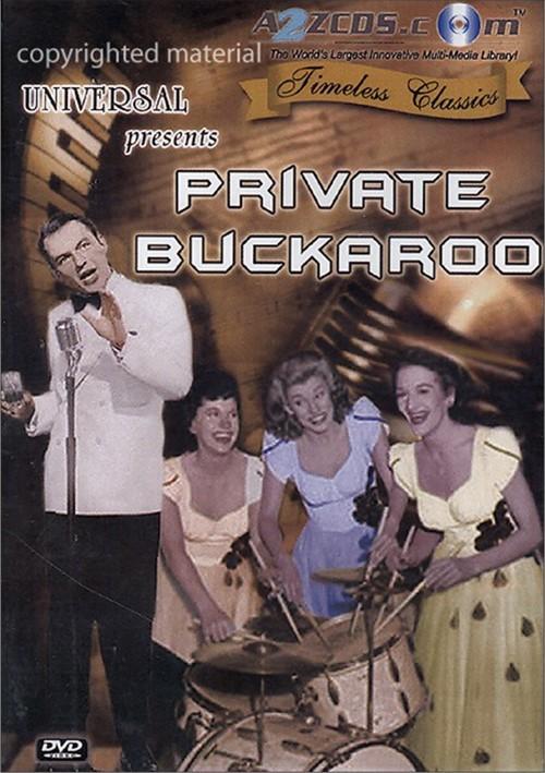 Timeless Classics: Private Buckaroo Movie