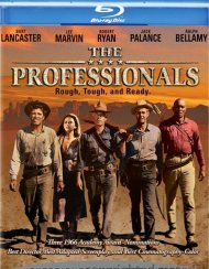Professionals, The Blu-ray