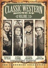 Classic Western Round-Up: Volume 2 Movie