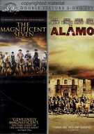 Magnificent Seven, The / The Alamo (Double Feature) Movie