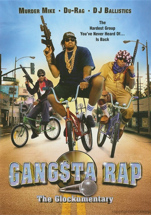 Gangsta Rap: The Glockumentary Movie