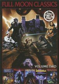 Full Moon Classics: Volume Two Movie