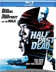 Half Past Dead Blu-ray