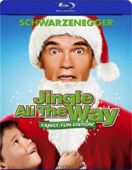 Jingle All The Way: Family Fun Edition Blu-ray