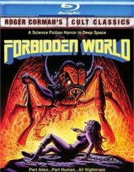 Forbidden World Blu-ray