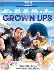 Grown Ups Blu-ray
