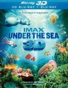 IMAX: Under The Sea 3D (Blu-ray 3D) Blu-ray