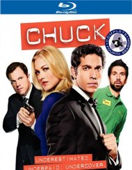 Chuck: The Complete Fourth Season Blu-ray