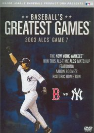 Baseballs Greatest Games: 2003 ALCS Game 7 Movie