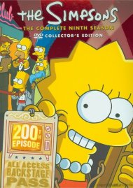 Simpsons, The: The Complete Ninth Season Movie