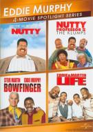 Eddie Murphy: 4-Movie Spotlight Series Movie
