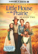 Little House On The Prairie: Season 2 - Deluxe Edition (DVD + UltraViolet) Movie