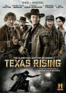 Texas Rising (DVD + UltraViolet) Movie