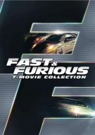 Fast & Furious 7-Movie Collection Movie