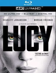 Lucy (4K Ultra HD + Blu-ray + UltraViolet) Blu-ray