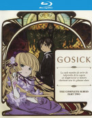 Gosick: The Complete Series Part Two (Blu-ray + DVD Combo) Blu-ray