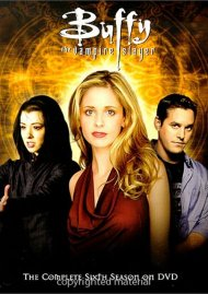 Buffy The Vampire Slayer: Season Six Movie