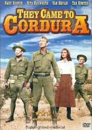 They Came To Cordura Movie