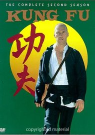 Kung Fu: The Complete Second Season Movie