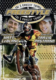 5 Coolest Things, The: Freestyle With Travis Pastrana Movie