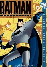 Batman: The Animated Series - Volume 4 Movie