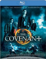 Covenant, The Blu-ray