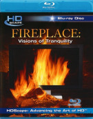 Fireplace: Visions Of Tranquility Blu-ray