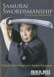 Samurai Swordsmanship: Volume 2 - Intermediate Sword Program Movie