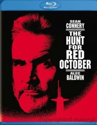Hunt For Red October, The Blu-ray