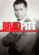 Brad Pitt: Triple Feature Movie