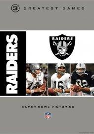 NFL Greatest Games Series: Oakland Raiders Super Bowl Victories Movie