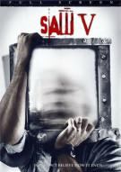Saw V (Fullscreen) Movie