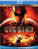 Chronicles Of Riddick, The: Unrated Directors Cut Blu-ray