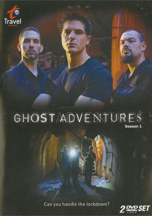 Ghost Adventures: Season 1 Movie