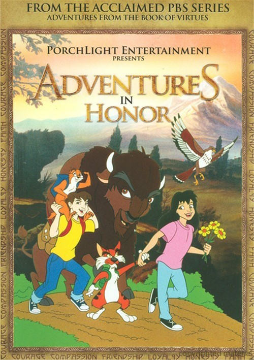 Adventures From The Book Of Virtues: Honor Movie