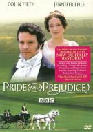 Pride & Prejudice Restored DVD Set Movie