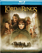 Lord Of The Rings, The: The Fellowship Of The Ring Blu-ray