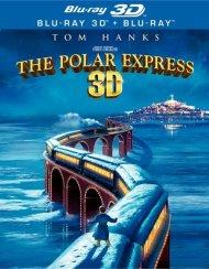 Polar Express 3D, The (Blu-ray 3D) Blu-ray