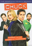 Chuck: The Complete Fourth Season Movie
