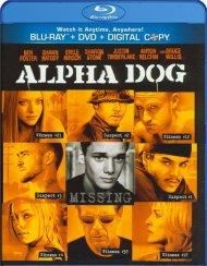 Alpha Dog (Blu-ray + DVD + Digital Copy) Blu-ray