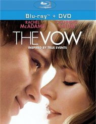 Vow, The (Blu-ray + DVD + UltraViolet) Blu-ray