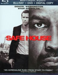 Safe House (Blu-ray + DVD + Digital Copy + UltraViolet) Blu-ray